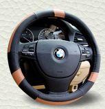 Dekking van het Stuurwiel van de Auto van het Leer van de Delen van de auto de Echte (BT GL01)