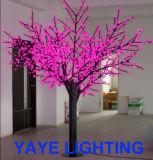 LED Yaye haut vendre Cherry Tree lumière/voyant d'arbre de la cerise fleur lumière / LED Arbre Cherry Blossom la lumière avec ce RoHS