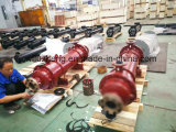 企業の容器、車またはトラックの水またはオイルのための管状およびシェルの熱交換器