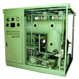 Máquina Frozen dos purificador de petróleo do compressor