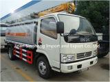 Dongfeng 95HP 4X2 유형 유조선 모형 4000-5000 리터