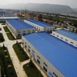 Taller logístico modificado para requisitos particulares de la estructura de acero