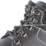 Ровный ботинок RS1006 работы кожаный ботинок