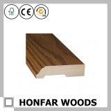 Décoration Matériaux en bois naturel Plinthe pour la construction