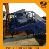 Dell'impianto d'ammucchiamento concreto mobile 60 M³ /H (YHZS60)
