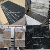 Естественное Cheap Polished Grey Granite Floor Tile для Kitchen Flooring