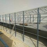 Bewegliches Haus für Erdölraffinerie-Projekt