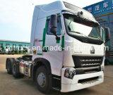 SINOTRUCK, camiones pesados, HOWO A7 Grua, Camión Tractor