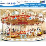 Парк развлечений большой карусели с электроприводом дети играют наборы (HD-10602)