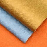 Cuoio classico per la decorazione, cuoio dell'unità di elaborazione di appoggio di T/C del cotone di Terylene