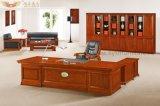사무용 가구를 위한 Fsc에 의하여 증명되는 적갈색 사무실 행정상 책상