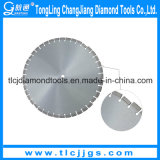 El disco del diamante del laser vio la lámina para el concreto