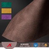 中国の工場PVCレザー型デザイン倍袋のためのカラーによって印刷されるPVC革、ソファー