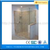 vetro Tempered tinto/libero o glassato di 10mm per la stanza da bagno