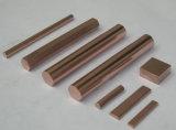 高品質Wolframcopper棒、EDMのためのCu25W75%棒