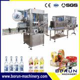Автоматическая машина для прикрепления этикеток Shrink втулки PVC для бутылок