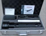 Nova lanterna elétrica Xenon de 85W com 8500lm Panasonic 10200mAh