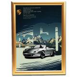 A1 크기 알루미늄 스냅 포스터 프레임