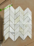 Qualität Polished Calacatta Marble Mosaic mit Competitive Prices