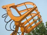Modèle pratique 2.2T machinerie de construction chinois fin chargeuse à roues avant