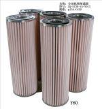 Élément de filtre à huile de renvoi de cercueil de système d'huile de graissage