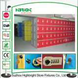 ABS het Plastic Kabinet van de Kast van de Opslag van de Kast van de School