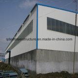 卸し売り鉄骨構造の倉庫の鋼鉄研修会
