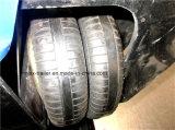 공장은 판매를 위한 4개의 차축 평상형 트레일러 트레일러를 반 지시한다