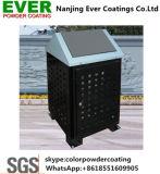 정전기 살포 주름 Ral9005 까만 살포 분말 코팅 외투 페인트