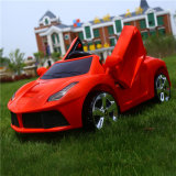 Jouets de véhicule de véhicule électrique d'enfants de doubles portes