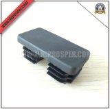 Schwarze rechteckige Plastikschutzkappen für Zahnstangen (YZF-C96)