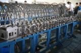 Roulis automatique de cadre d'engrenage à vis sans fin formant la machine pour le réseau de T