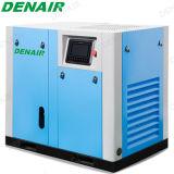 Compresor de aire rotatorio sin aceite refrigerado por agua silencioso del tornillo del aire/acondicionado