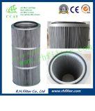 Ccaf ha filato la cartuccia legata di filtro dell'aria del poliestere
