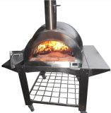 Outdoor four à pizza four à pizza en acier inoxydable Matériel de cuisine
