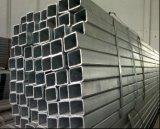 Горячий DIP оцинкованной квадратной стальной трубы/стальные трубы для строительства