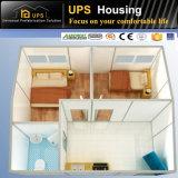 Превосходный пожаробезопасный панельный дом стальной рамки для гостиницы