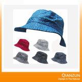 2016 chapeaux floraux de position d'impression de mode