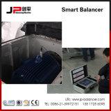 Equilíbrio dinâmico de acondicionamento do campo do ventilador do rotor do gerador do JP