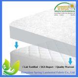 Microplush - Funda de colchón acolchada acolchada - Queen