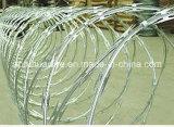 販売のための電流を通された鋼鉄かみそりワイヤー
