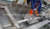 Machine d'extrusion de bordure foncée de PVC de trois couleurs avec la boudineuse à vis simple