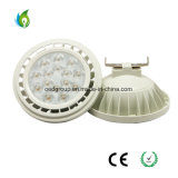El proyector 15W de AR111 G53 LED con 3030SMD 12V 110V 240V o 85-265V puede ser Dimmable