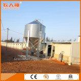 Maquinaria de la granja avícola de la fábrica con la vertiente de acero de las aves de corral del diseño libre