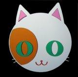 Послушный Cat настенные украшения наружного зеркала заднего вида (3030 CA-007)