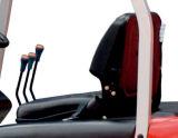 1600kg 3車輪の電気フォークリフト