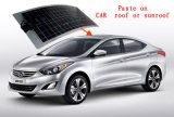 módulo Bendable plegable elástico suavemente flexible del picovoltio del panel solar de 100W Sunpower