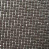 Cuoio del PVC delle righe di compilazione sacchetti dei bagagli