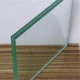 Vidrio laminado Tempered, los paneles de cristal para las escaleras de cristal