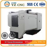 Torno del CNC de la reparación de la rueda de la aleación del coche de la alta precisión Wrc30